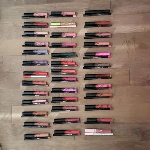 Kylie Cosmetics Lip Kits -$19/set of lip liner and liquid lipstick.